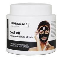 Mascara Facial de Carvão Ativado Peel-off Hidramais 250g -