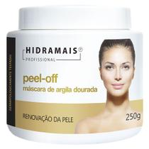 Máscara Facial Hidramais - Argila Dourada Peel-Off -
