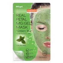 Máscara Facial Hidratante em Gel Purederm - Green Tea -