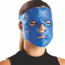 Máscara Facial Inteira Gel Quente Fria HotCold Ortho Pauher -