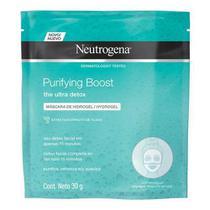 Máscara Facial Neutrogena Purifying Boost com 30ml - Johnson & Johnson