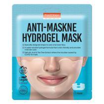 Máscara Facial Purederm Anti-Maskne HydroGel Mask -