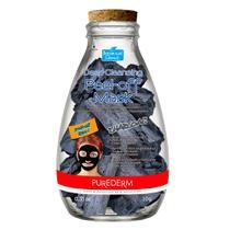 Máscara Facial Purederm - Deep Cleansing Peel-Off Carvão Vegetal Ativado -