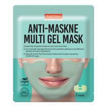 Máscara Facial Purederm Multi Gel Anti-Maskne -