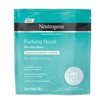 Máscara Facial Purifying Boost Neutrogena 30ml -