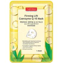Máscara Facial Rejuvenescedora Purederm Coenzyme Q-10 1 unidade -