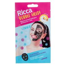 Máscara Facial Ricca - Bubble Help! -