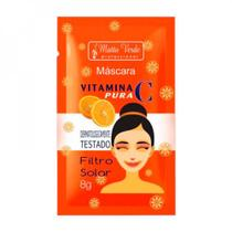 Máscara Facial Vitamina Matto Verde -