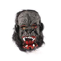 Mascara Halloween Gorila - Bazar import