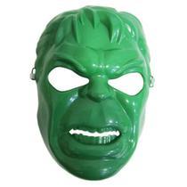Máscara Herói Verde Infantil - Br Brinq