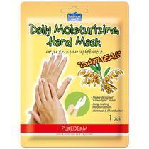 Máscara Hidratante para Mãos Purederm Aveia 1 Par -
