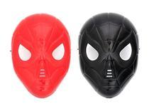 Máscara Homem Aranha + Escudo Vingadores Brinquedo Infantil - Le Plastic
