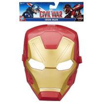 Máscara Infantil Avengers Civil War Marvel Homem de Ferro - Hasbro -