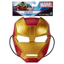 Máscara Infantil Avengers Marvel Homem de Ferro - Hasbro -