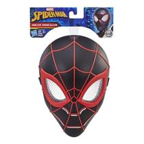 Máscara Infantil Filme Spider Man Homem Aranha Miles Morales - Hasbro -