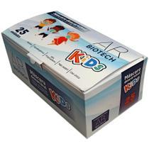 Máscara Infantil kids Descartável Tripla 25unids por caixa - biotech - Ar Biotech -