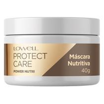 Máscara Lowell Protect Care Power Nutri -