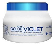 Mascara Matizada Color Violet Sophie 500g -