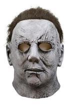 Máscara Michael Myers Cosplay Fantasia Realista Assustador - Fantasy