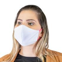 Mascara Ninja de Algodão Duplo c/ 99 Branco - Silo