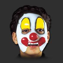 Máscara Palhaço Infantil Carnaval Festas - Spook Meia -