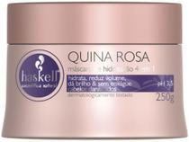 Máscara para Cabelo Haskell Quina Rosa - Hidrata, Reduz Volume, Dá Brilho 250g -