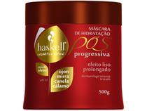 Máscara para Cabelo Hidratante Haskell - Pós Progressiva Efeito Liso Prolongado 500g