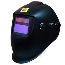 Máscara para Solda A20 com Regulagem Automática de 9 à 13 Preta ESAB -