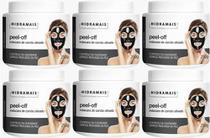 Mascara Peel-off Carvão Ativado 250g Hidramais - 6 Unidades - Podery