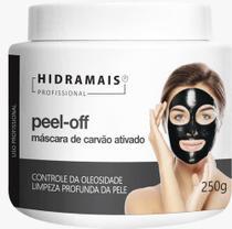 Mascara Peel-off Carvão Ativado 250g Hidramais -