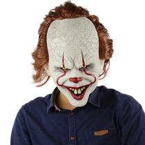 Mascara Pennywise It A Coisa Latex - Tim Curry Stephen King - Fantasy