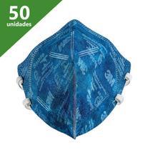Máscara pff-2 (50 unds) 9820br - 3m -