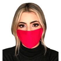 Máscara Ponto Duplo Tricot Harmonia Premium - Tricô