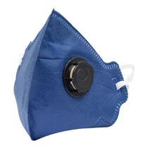 Mascara Proteção Descartavel com Valvula PFF2 - -