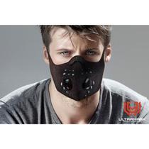 Mascara Protetora Esportiva UltraMask Strong Filtro Duplo - Preto -