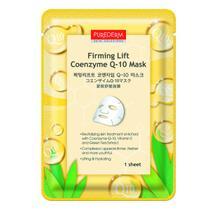 Máscara Rejuvenescedora Facial Coenzyme Q-10 Firminglift Coenzyme Q-10 Mask 1un.- Purederm -