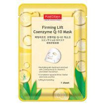 Máscara Rejuvenescedora Purederm Firming Lift Coenzyme Q-10 Masc -