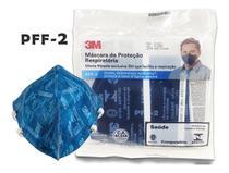 Máscara  Respiratória 3m 9820br Pff-2 - Kit Com 10 Unidades -