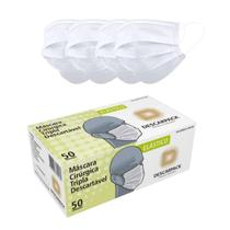 Mascara Tripla c/filtro Descart descartavel 50 un - Descarpack