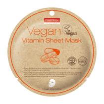 Máscara Vegana Facial Purederm Multi-Vitaminas -