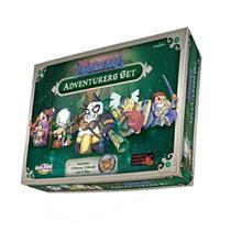 Masmorra Dungeons of Arcadia Adventurers Set Expansão de Jogo de Tabuleiro Conclave -