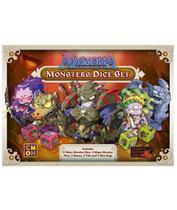 Masmorra: monster dice set - jogo de tabuleiro - Conclave
