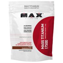 Mass 17500 1,4 kg Refil - Max Titanium -