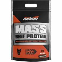 Mass Beef Protein - 3000g Refil Chocolate - New Millen -