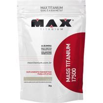 Mass Titanium 17500 3kg - Coco - Max Titanium -