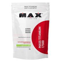 Mass Titanium 17500 3KG Refil - Max Titanium -