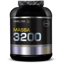 Massa 3200 3kg - Probiótica -
