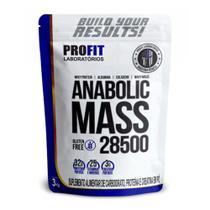 Massa Anabolic Mass 28500 Milho Verde 3kg Profit -