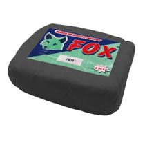 Massa de Biscuit - 1kg - Preto - Fox -