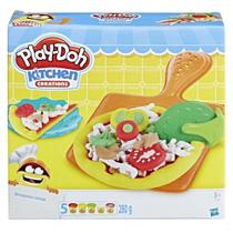 Massa de Modelar Festa da Pizza - Play-Doh - Hasbro -